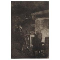 Original Limited Edition Print by Frederick Simpson Coburn, Bon-bon, 1902