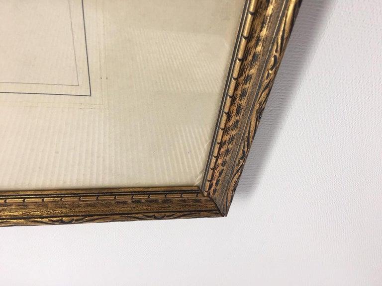 Estate Original Louis Icart Titled Cendrillon Hand Signed Etching Estate Find For Sale 4