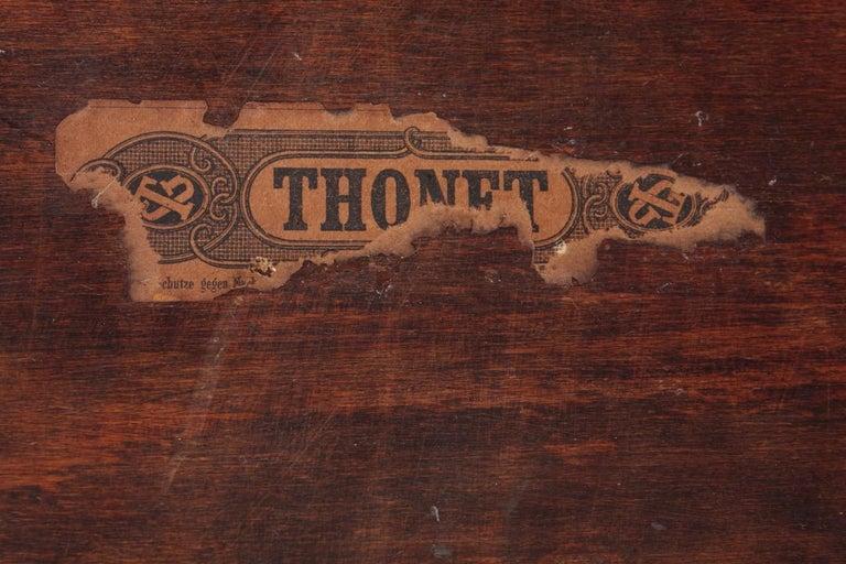 Original Magazine Rack Designed Thonet, Model No 1 For Sale 1