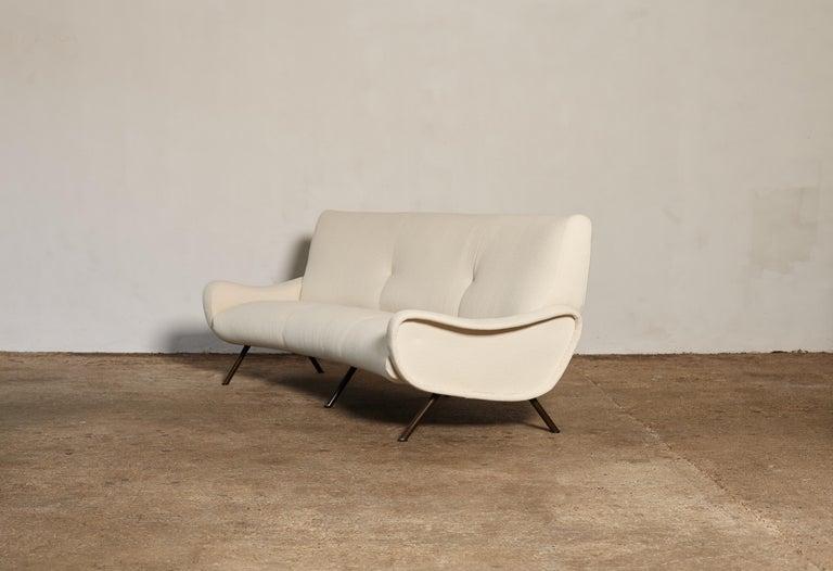 Italian Original Marco Zanuso Lady Sofa, Arflex, Italy, 1960s For Sale