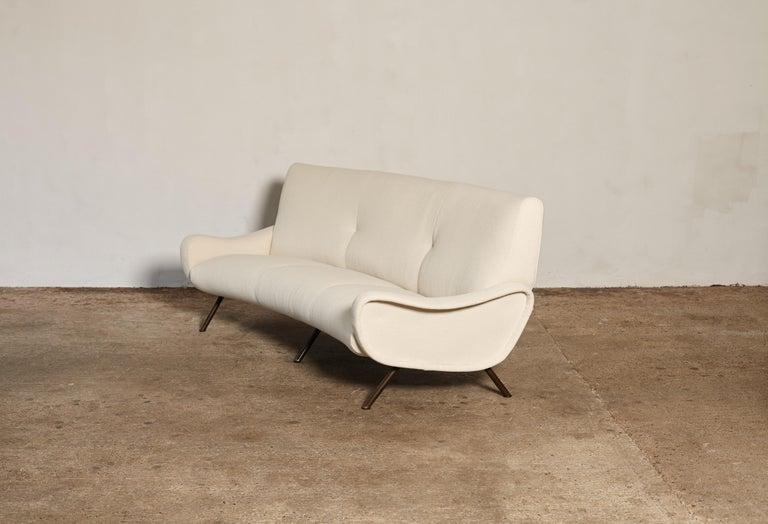 Original Marco Zanuso Lady Sofa, Arflex, Italy, 1960s In Good Condition For Sale In London, GB