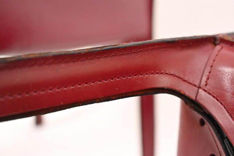 Original Mario Bellini CAB Armchair for Cassina, c1977 For Sale 10