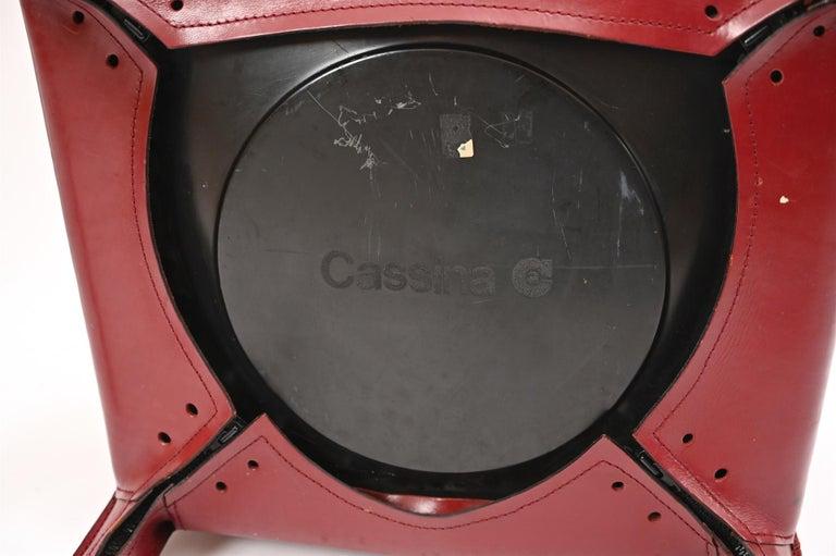 Original Mario Bellini CAB Armchair for Cassina, c1977 For Sale 12
