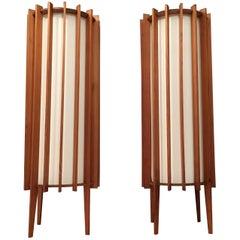 Original Mid-Century Modern Table Lamps