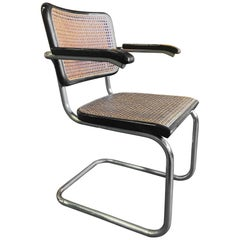 Original Midcentury Cesca Chair by Thonet