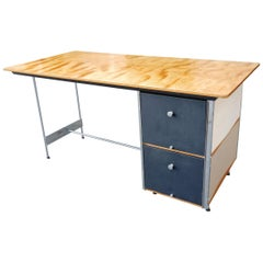 Original Midcentury Eames Desk for Herman Miller