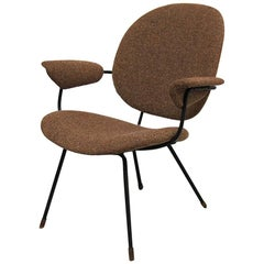 Original Midcentury Kembo Lounge Chair for W. Gispen, 1950s