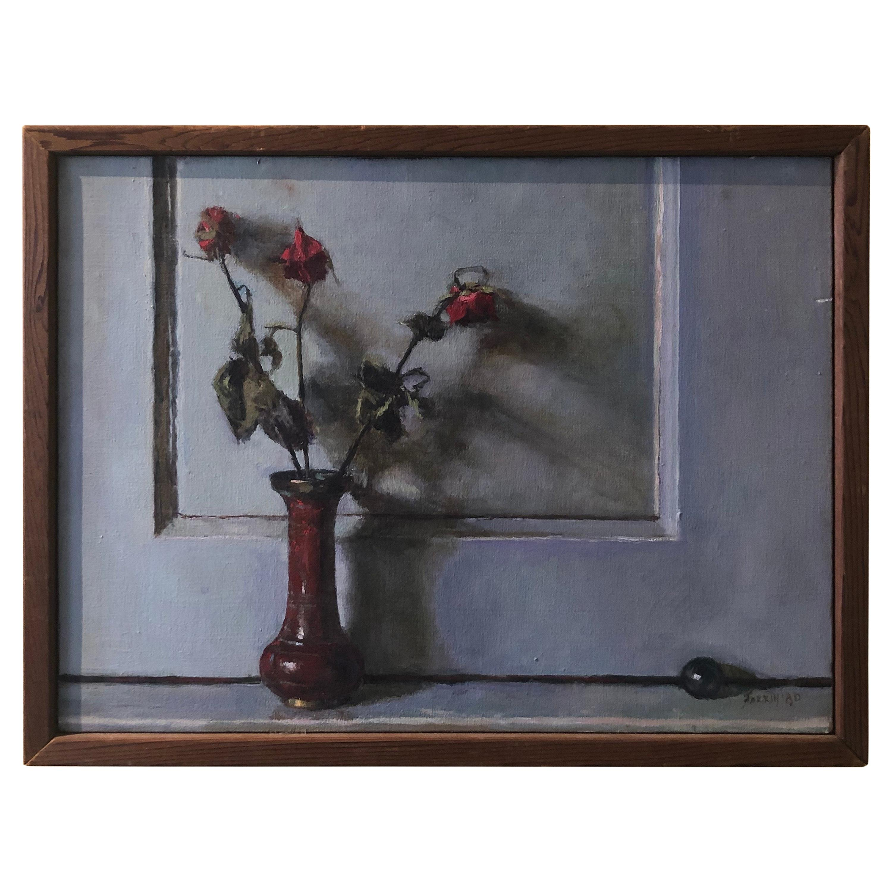 Original Oil on Canvas Painting by Listed American Artist Doug Ferrin