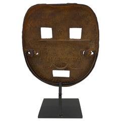 Original Outsider Art Primitive Found Object Scultpure
