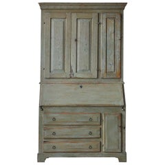 Original Paint Swedish Secretary
