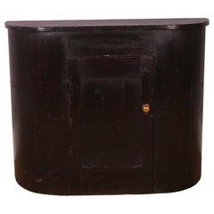 Original Painted Huffer / Proving Cupboard