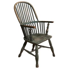 Original Painted Windsor Chair