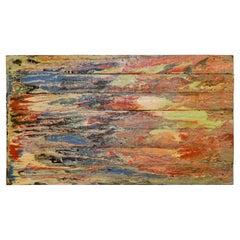 Original Painting on Reclaimed Wood