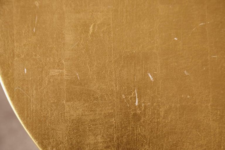 Original Pair of 1970s Meret Oppenheim Traccia Tables, Gavina, Italy For Sale 9