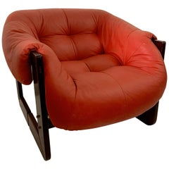 Original Percíval Lafer Lounger/ Armchair