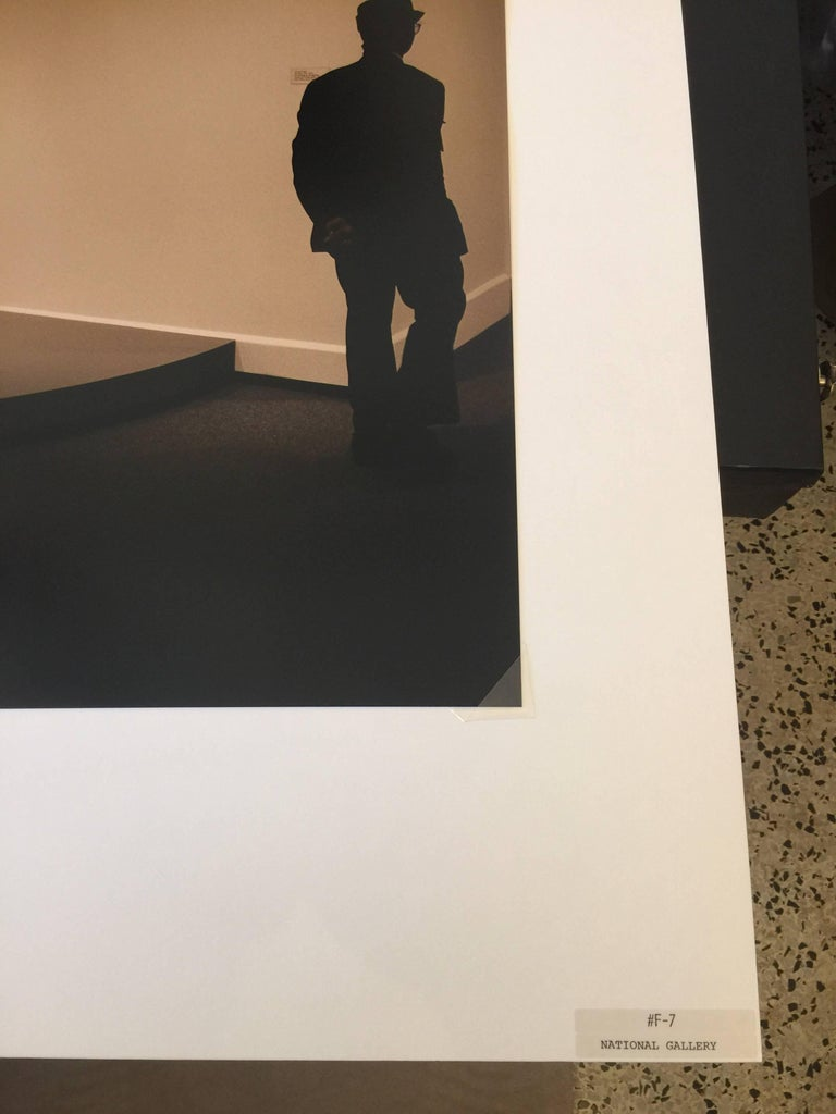 Original Photography by Robert Kent Sharpe, National Gallery In Excellent Condition For Sale In East Hampton, NY
