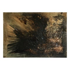 """Original """"Renew As A New Person"""" Modern Abstract Painting by Saul Gil Corona"""