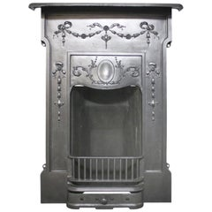 Original Restored Antique Classical Edwardian Bedroom Fireplace