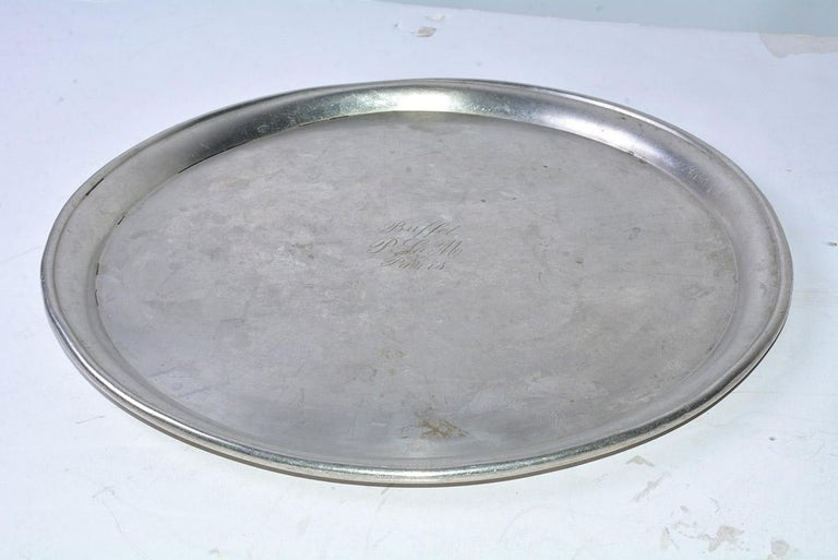 Serving tray from