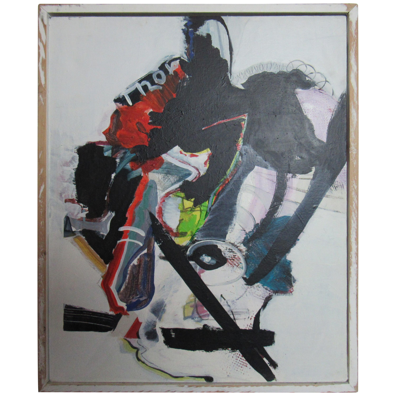 Original Signed Painting by Artist Elaine Miller
