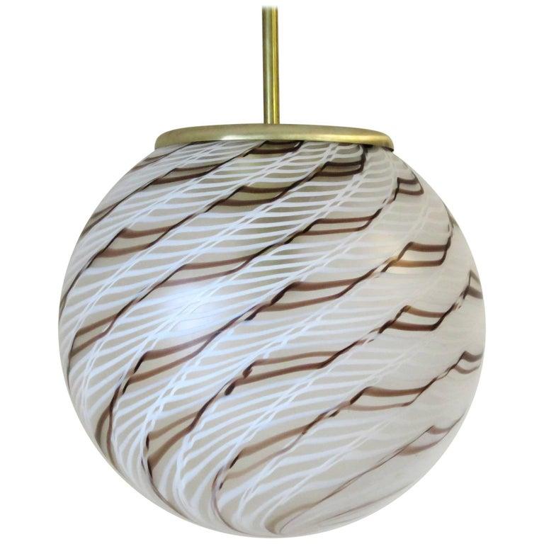 Original Spiraled Pendant by La Murrina For Sale