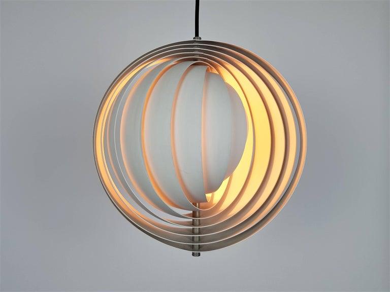 Original Verner Panton Moon Lamp For, Verner Panton Lamp Moon