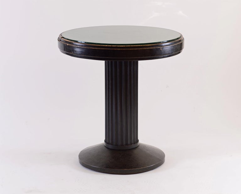 Wood Original Vienna Secession 20th Century 1908 Jugendstil Coffee Table For Sale