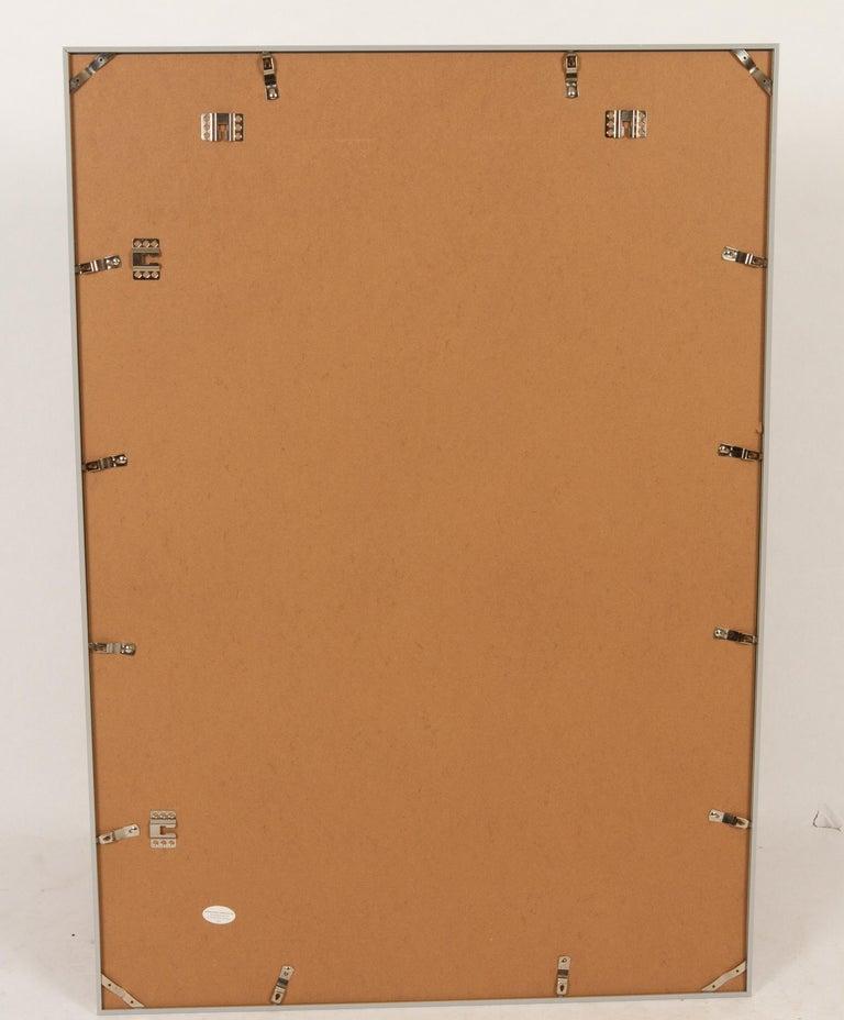 Original Vintage Edvard Munch Exhibition Poster, 1970s For Sale 2