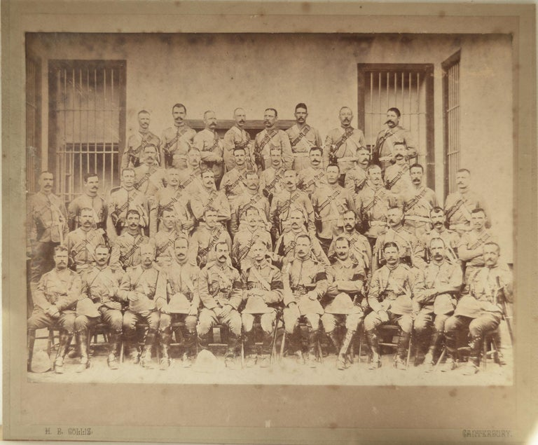 English Original Vintage Military Photograph, Indian Campaign For Sale