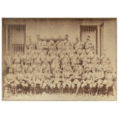 Original Vintage Military Photograph, Indian Campaign