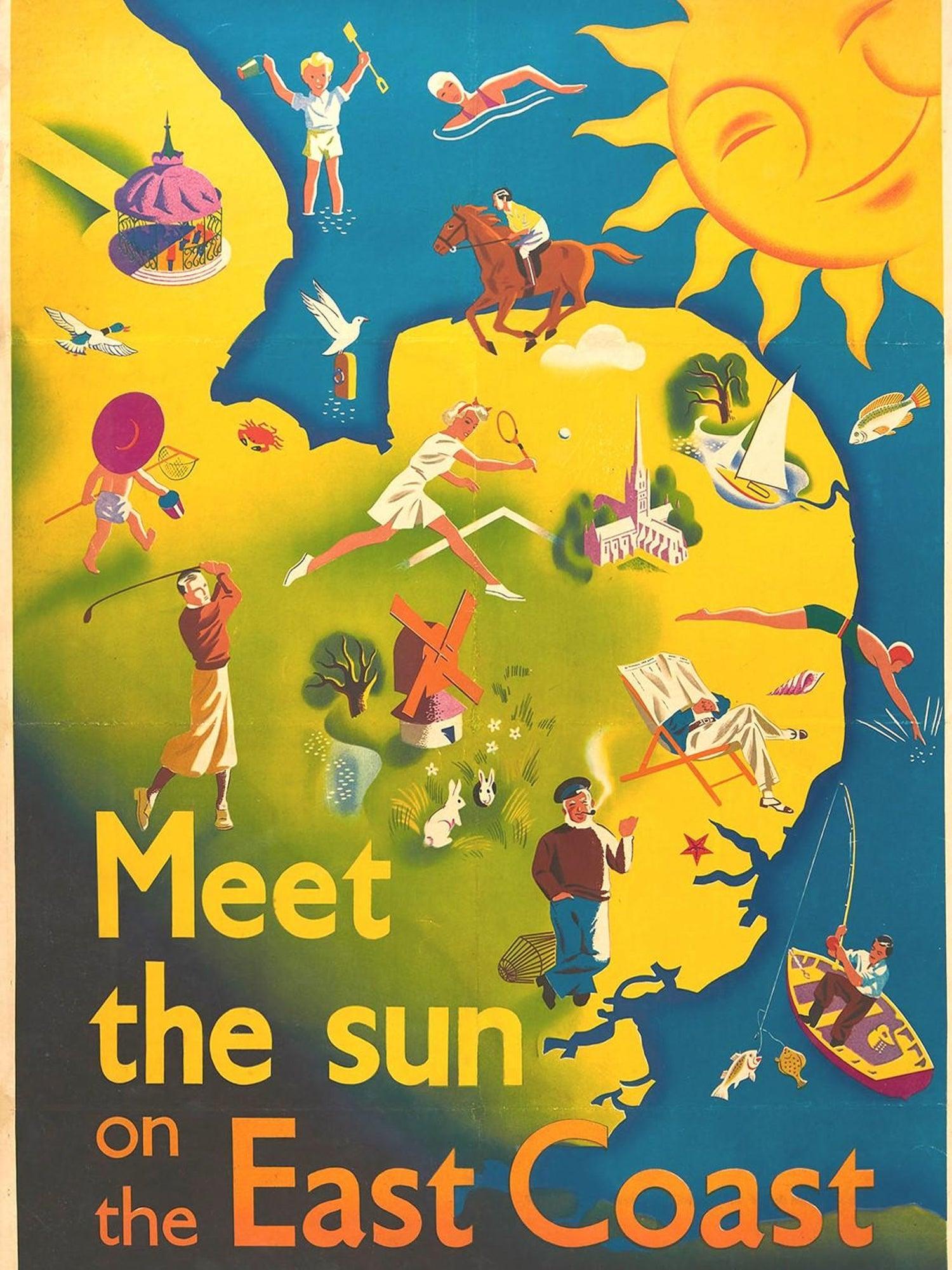 189 Vintage Railway Art Poster Port Sunlight