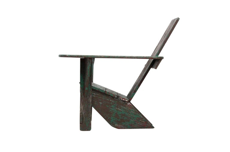Adirondack Original Westport Chair by Harry Bunnell For Sale