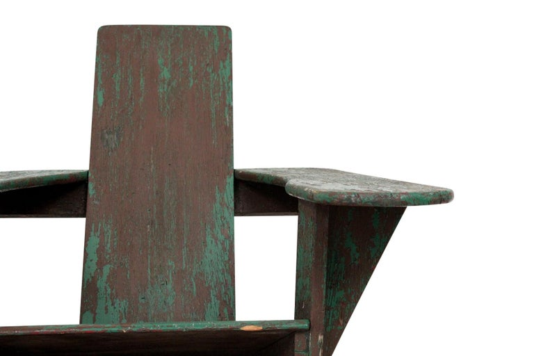 Early 20th Century Original Westport Chair by Harry Bunnell For Sale