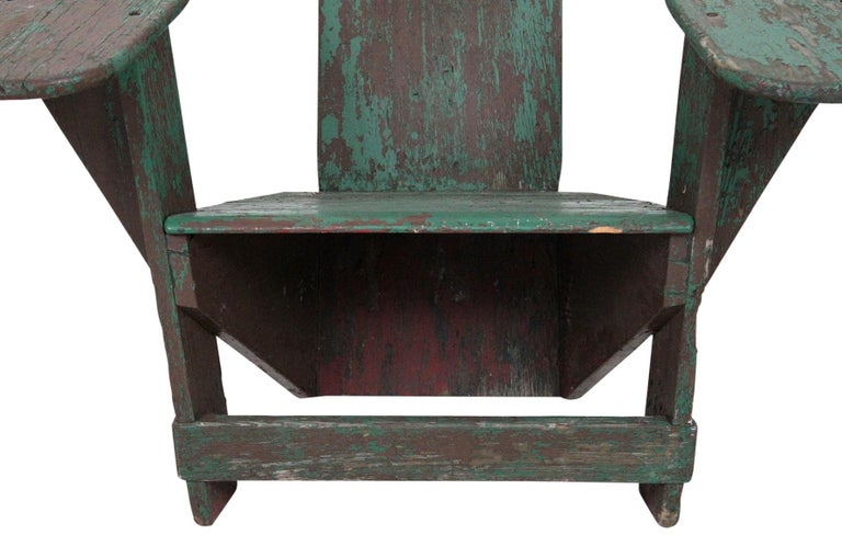 Wood Original Westport Chair by Harry Bunnell For Sale