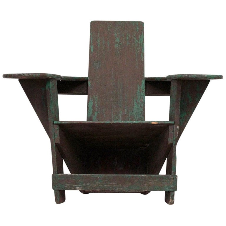 Original Westport Chair by Harry Bunnell For Sale