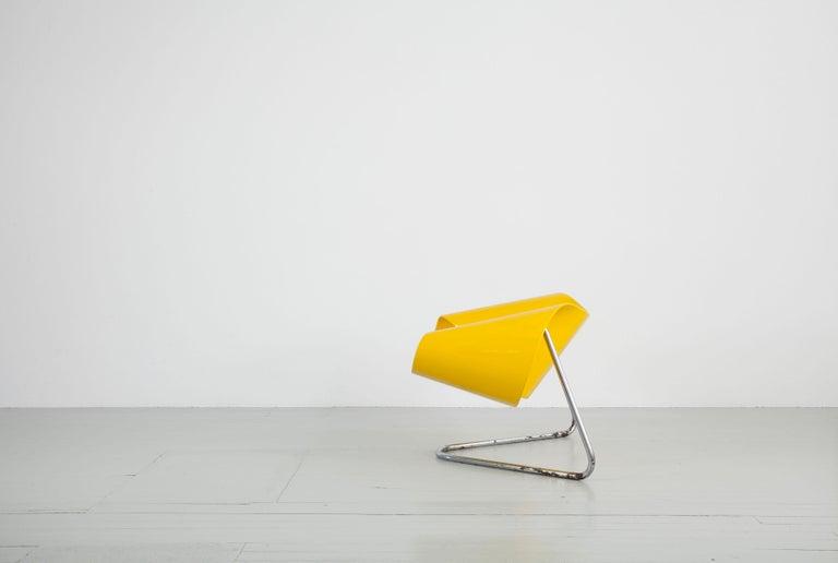 Fiberglass Original Yellow