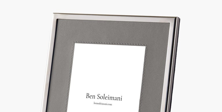 Ben Soleimani Orilla Picture Frame - Heather 8