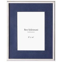 """Ben Soleimani Orilla Picture Frame - Sapphire 8"""" x 10"""""""