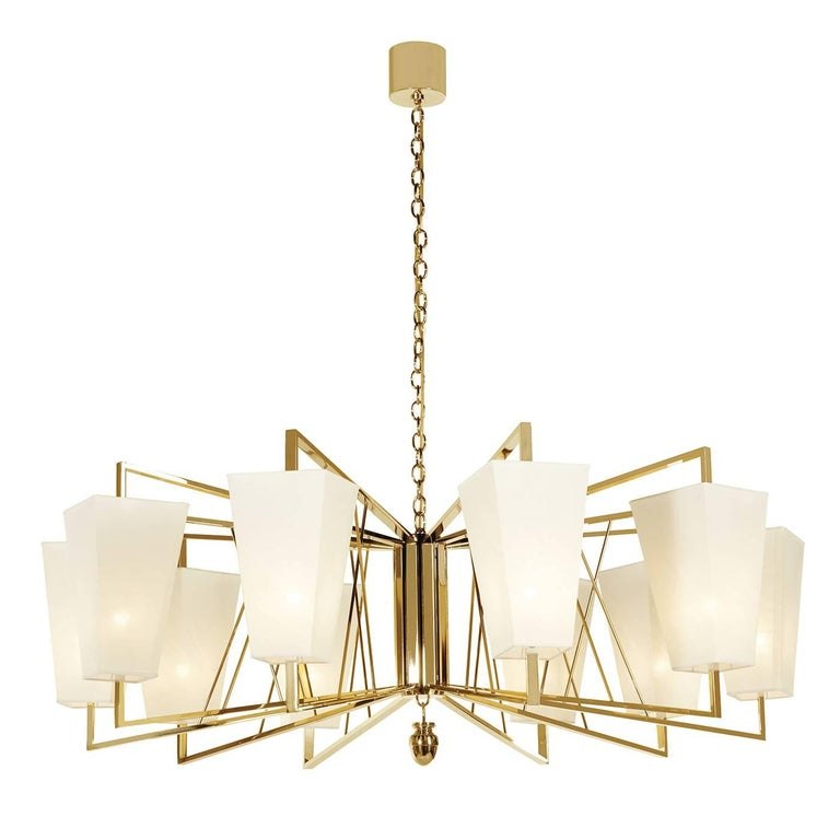 Orione Chandelier For Sale