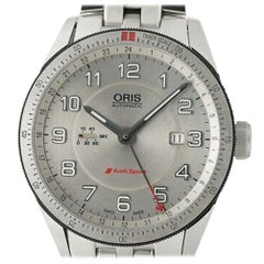 Oris Artix 01 747 7701 4461-07 8 22 85, Silver Dial, Certified and