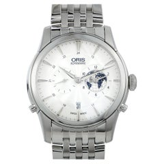 Oris Greenwich Mean Time Limited Edition Watch 01 6907690 4081-07 8 22 77
