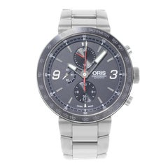 Oris TT1 Chronograph 67476594174MB Stainless Steel Automatic Men's Watch