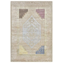 Orla, Transitional Hand Knotted Area Rug, Standcastle