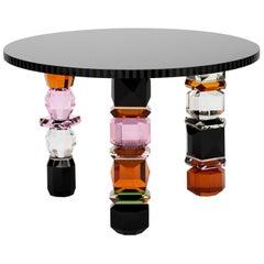 Orlando Contemporary Crystal Table