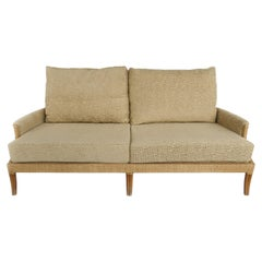 Orlando Diaz for Azcuy McGuire Furniture Reed Sofa