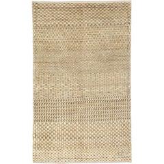 "Orley Shabahang Signature Collection ""Rain, No.3"" Handmade, Contemporary Carpet"