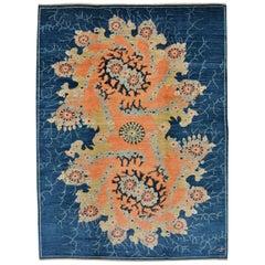 "Orley Shabahang Signature ""Rupture"" Handmade, Contemporary Carpet"