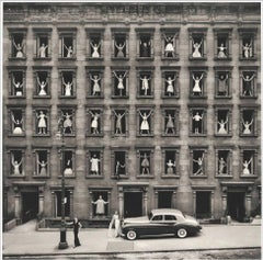 New York City (Girls in Windows) 1961
