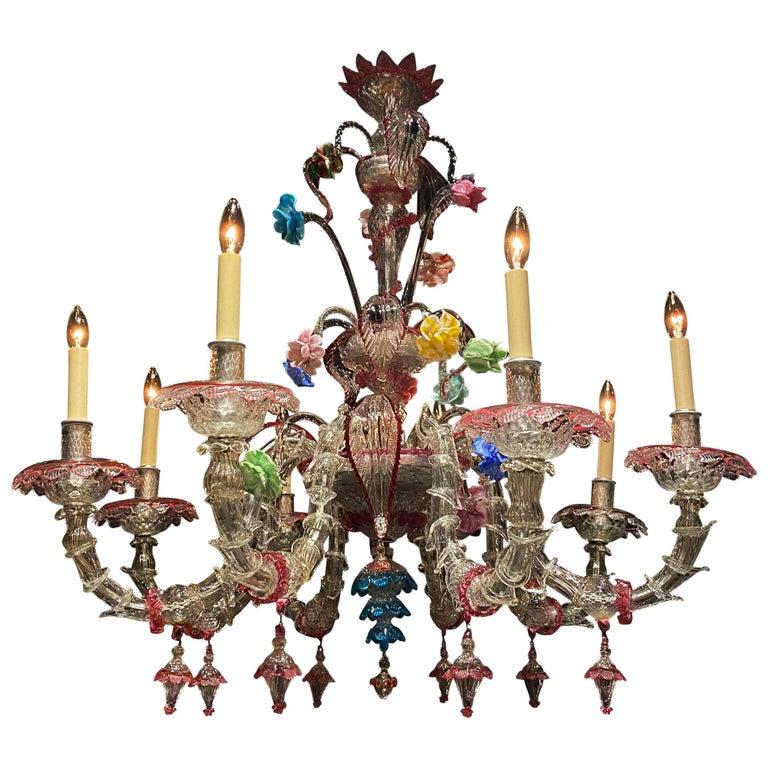 Ornamental Chandelier For Sale