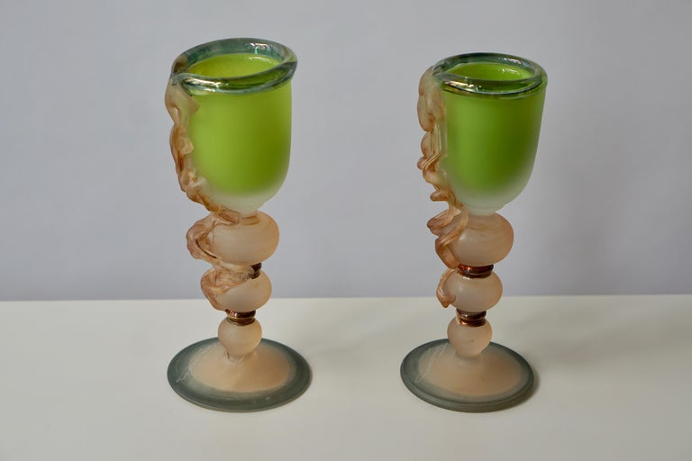 Ornamental Glasses by Tamaian For Sale 3
